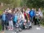 Wycieczka do Bałtowa w ramach projektu ze Świętokrzyskiego Urzędu Wojewódzkiego