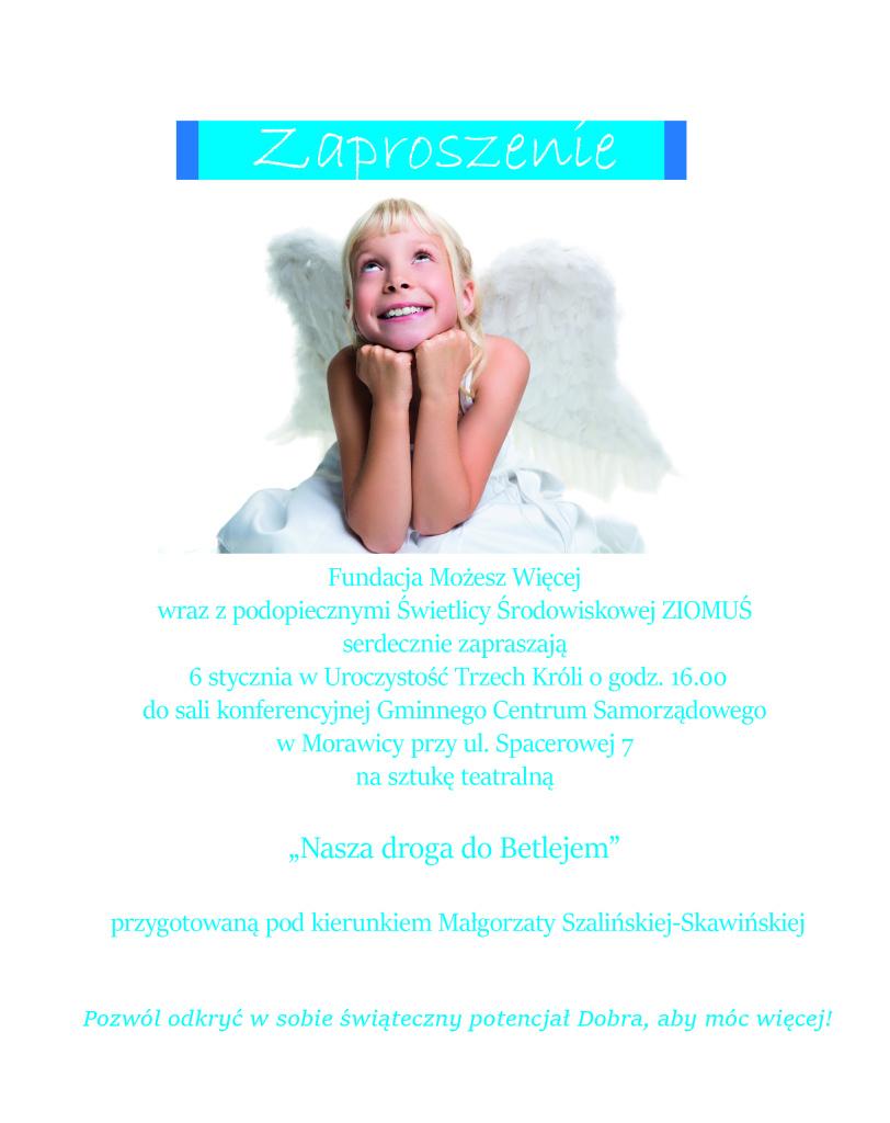 Zaproszenie na www